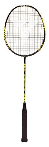Talbot Torro Raqueta de Badminton Arrowspeed 199.8, Compuesto de Grafito, Powerwaves, Óptica de una...