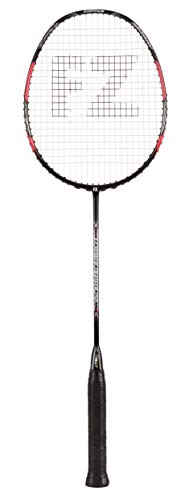 FZ Forza Power Trainer Raquette de Badminton Noir/Rouge 150 g