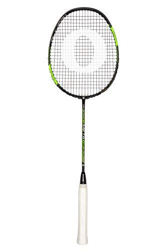 Oliver Meta X90 - Raqueta de bádminton (Carbono), Color Negro y Verde