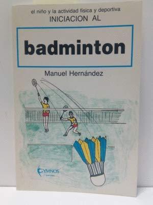 Iniciación al badminton