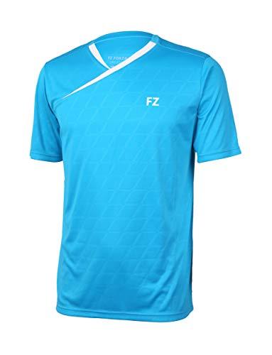 FZ Forza Byron Mens Badminton/Squash T-Shirt (Light Blue)