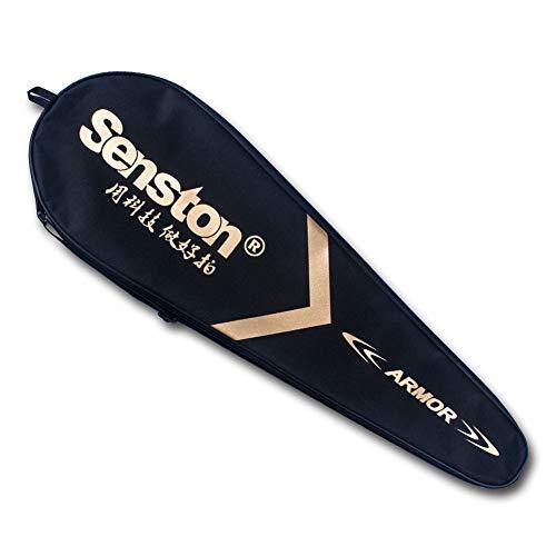 Senston Bolso de la raqueta del bádminton Tapa de la raqueta de bádminton