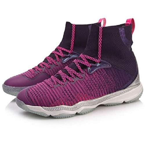 LI-NING Ranger 2.0 Women 4 (37) - Zapatillas deportivas para mujer para bádminton, fitness,...