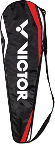Victor 762/0/0 - Funda para Raqueta, Color Negro