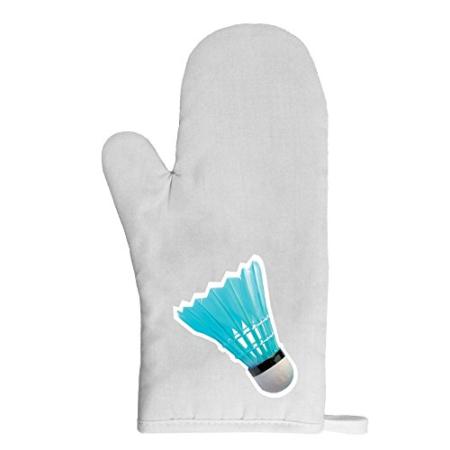 Mygoodprice Gant de cuisine manique balle de badminton