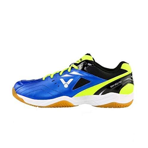 Victor - Zapatillas de bádminton para hombre, color azul, talla 36 EU