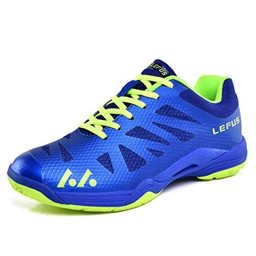 XIANGYANG Zapatos de bádminton para Hombres, Zapatillas de Deporte multifuncionales para...