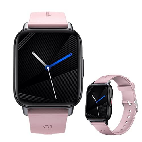 Genérico Smartwatch, Reloj Inteligente Mujer Hombre Niños 24 Modos Deportivos, Fitness Tracker...