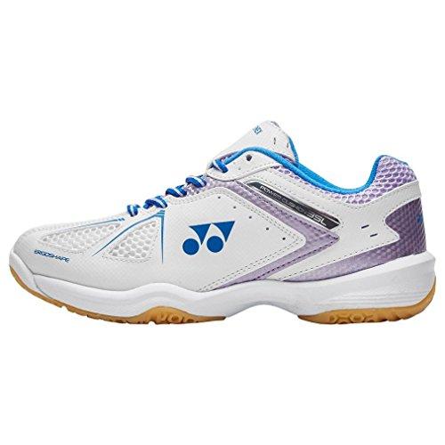 Yonex - Zapatillas de bádminton de Material Sintético para mujer blanco Weiß, color blanco, talla...