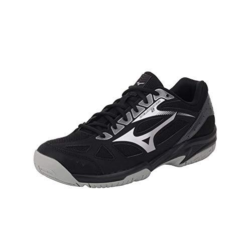 Mizuno Cyclone Speed 2, Zapatos de Voleibol Unisex Adulto, Black Black Silver Dark Shadow 97, 40.5...