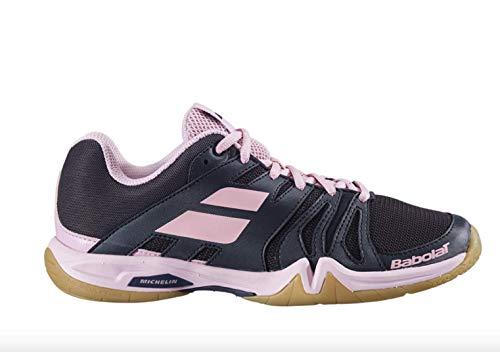 Babolat Shadow Team Women 2020 Black 8 (42) - Zapatillas de deporte para mujer para bádminton,...