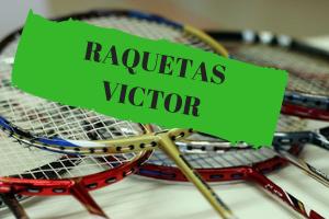 RAQUETAS VICTOR