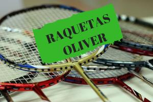 RAQUETAS OLIVER