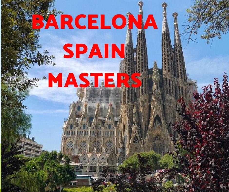 BARCELONA SPAIN MASTERS 2020