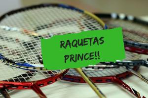 RAQUETAS PRINCE