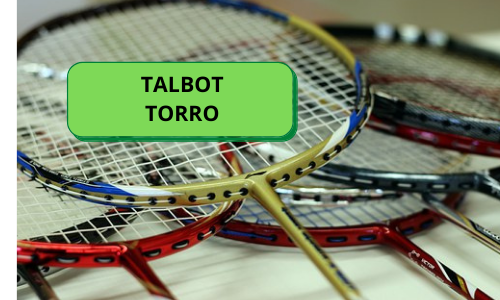 RAQUETAS TALBOT TORRO