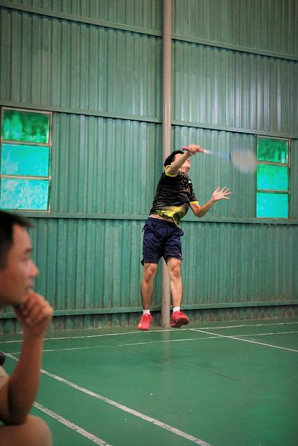 badminton-salto